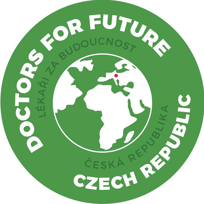 logo, doctors for future