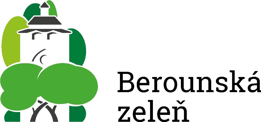 logo, Berounská zeleň