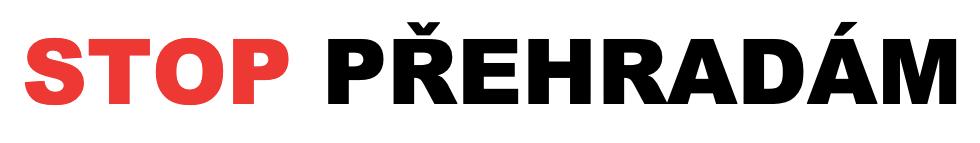 logo, Stop přehradám