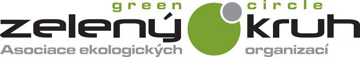 logo, Zelený kruh