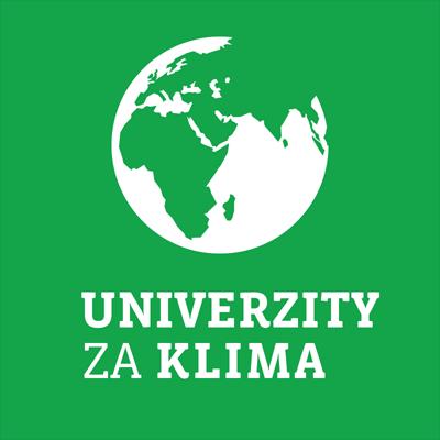 logo, univerzity za klima