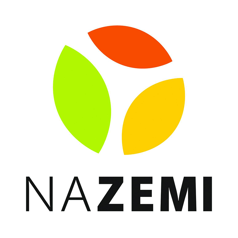 logo, Na zemi